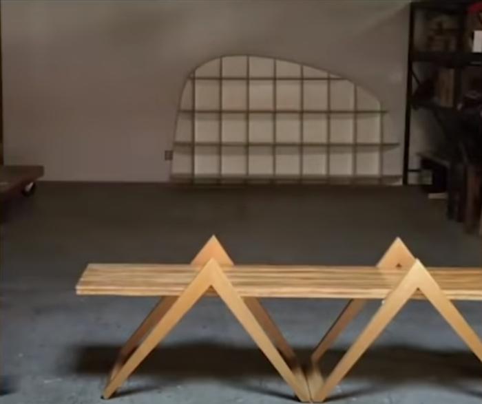 Одна из возможностей данной мебели. /Фото: youtube.com