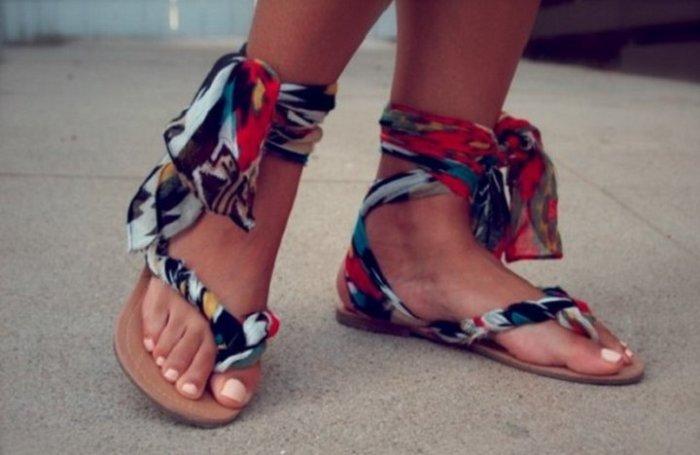 В такой обуви будет очень удобно. /Фото: 3.404content.com