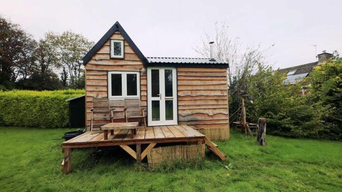 Выглядит как сказочный домик где-то возле озера и леса. /Фото: static.boredpanda.com