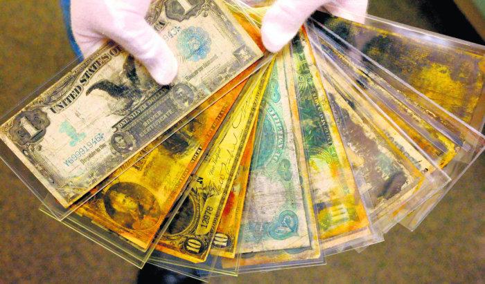 Деньги неразрывно связаны с кражами. /Фото: watson.ch