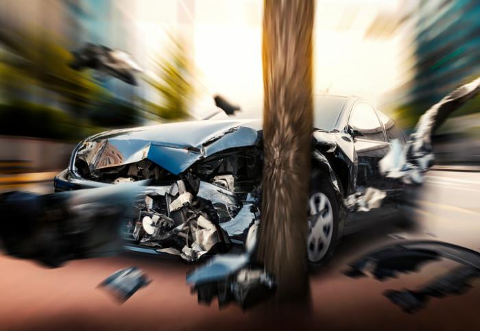 В реальной жизни машины практически не взрываются. /Фото: principallaw.net