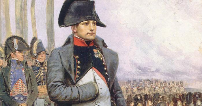 Наполеон не был слишком низким. /Фото: 2.bp.blogspot.com