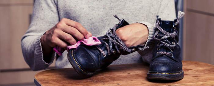 Помощник для обуви. /Фото: hagebau.de