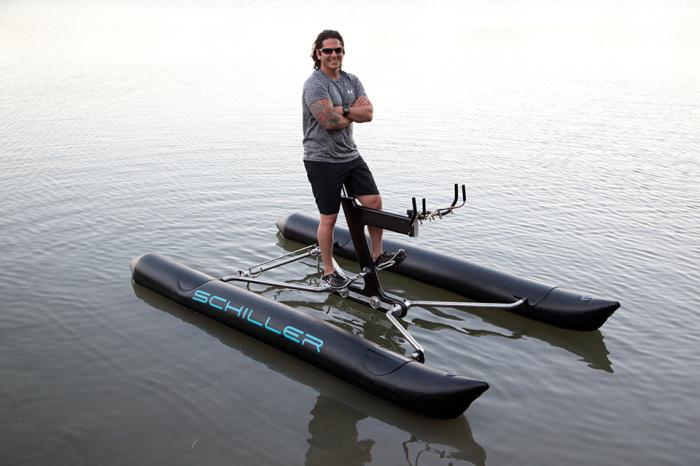 С таким транспортом никакие водные преграды не страшны. /Фото: fainaidea.com
