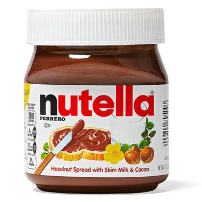 Сегодня паста Nutella известна во всем мире. /Фото: rachaelraymag.com