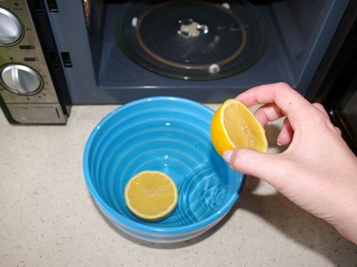 Простое средство для идеальной свежести. /Фото: uborka.com.ua