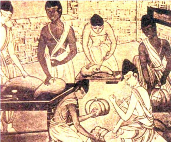 Древняя хирургия развивалась семимильными шагами. /Фото: nextews.com