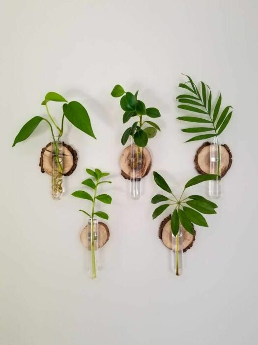 Очень стильное решение для минималистичных и современных интерьеров. /Фото: i.pinimg.com