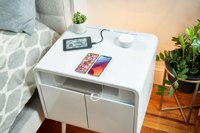 Удивительно продуманная мебель для спальни и отдыха. /Фото: secure.img1-fg.wfcdn.com