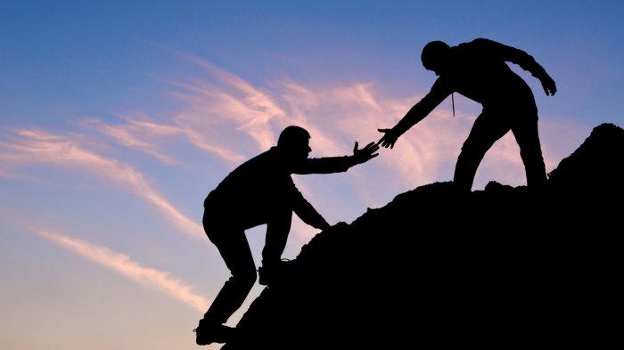 Забота — важное связующее звено в межличностных отношениях. /Фото: webtekno.com