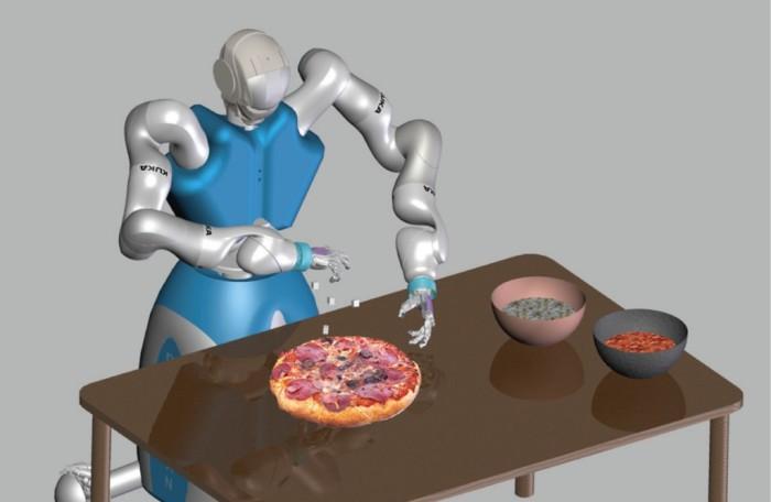 Роботы никогда не грубят посетителям. /Фото: robohub.org