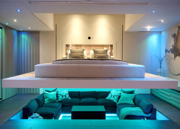 Чтобы узнать все секреты этого дома, придется очень постараться. /Фото: static.dezeen.com