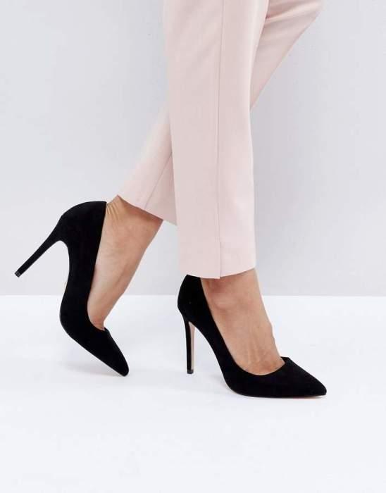 Туфли-лодочки легко вписываются в любой гардероб. /Фото: img.shopstyle-cdn.com