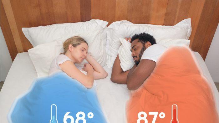 Теперь каждому будет комфортно спать при любых личных пожеланиях. /Фото: ksr-ugc.imgix.net