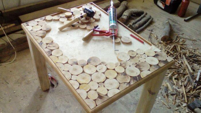 Простое в реализации, но очень красивое решение. /Фото: 1000homeideas.com