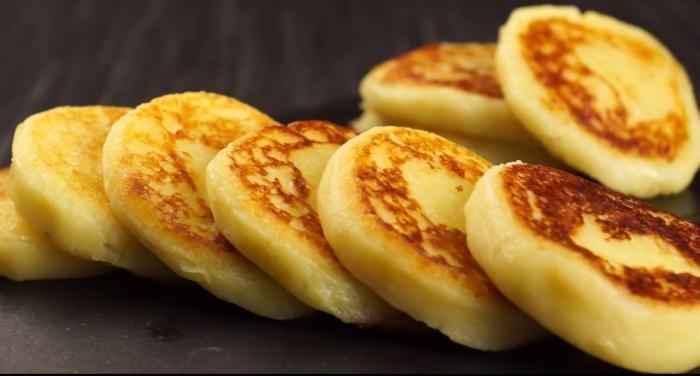 Картофельные оладьи – вкусно и сытно. /Фото: https://www.youtube.com/watch?v=eA2Jvip5dgE / Webspoon PLUS