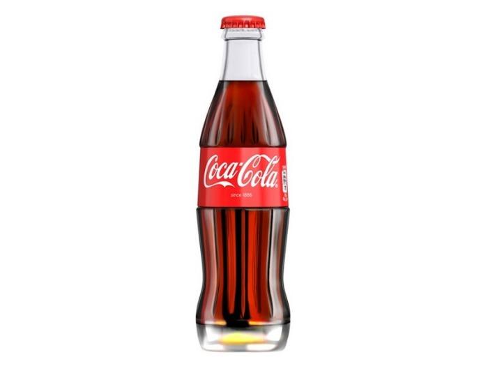 Coca-Cola. /Фото: i.labakie.lv
