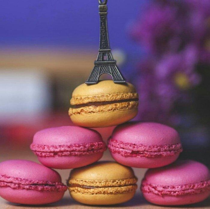 Оказывается десерт не из Франции. /Фото: pbs.twimg.com