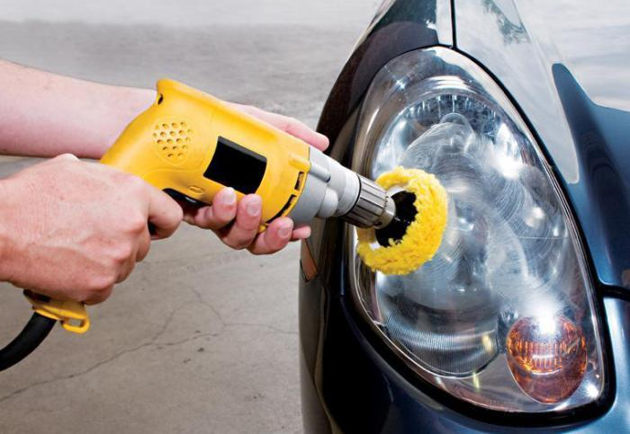 Полезная функция дрели, которая может использоваться в быту и уходе за автомобилем. /Фото: puntomarinero.com