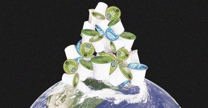 Пластиковые отходы ухудшают экологию планеты. /Фото: assets.rebelmouse.io