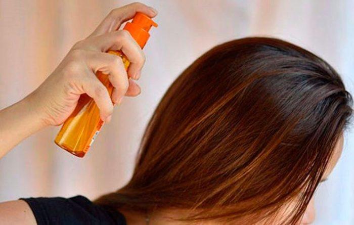 Термозащитные продукты — красивые и здоровые волосы. /Фото: manikur.info