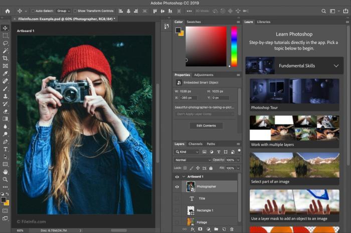 Благодаря этой программе в наш язык вошло слово «фотошопить». /Фото: ph-live-01.slatic.net
