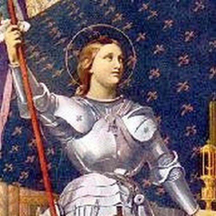 Жанна д'Арк — величайшая женщина своей эпохи. /Фото: yt3.ggpht.com