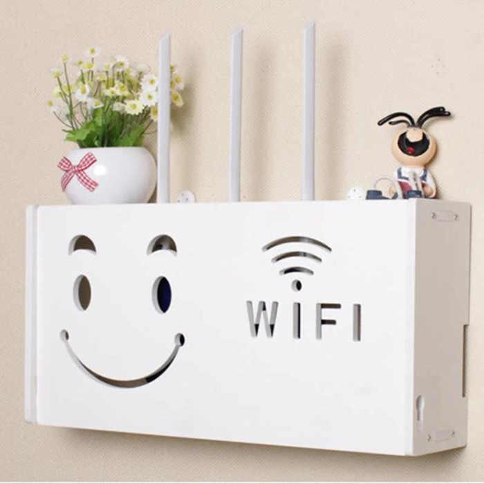 Спрятав роутеры в коробки, можно сделать окружающий интерьер более эстетичным. /Фото: ae01.alicdn.com