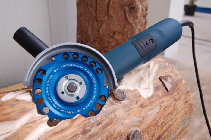 Компактное и удобное устройство для работ с деревом. /Фото: img.directindustry.com