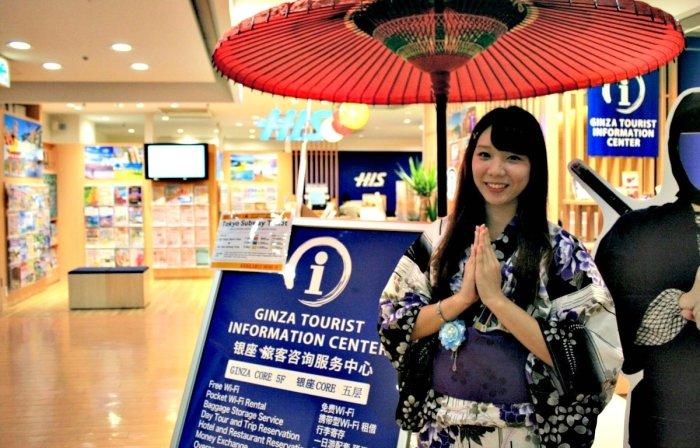 Туристы в Японии чувствуют себя неплохо, но их все равно недолюбливают местные жители. /Фото: versiya.info