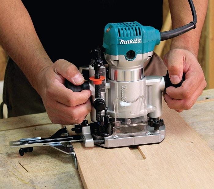 С помощью простых материалов можно сделать работу фрезерным станком гораздо продуктивнее. /Фото: updweller.com