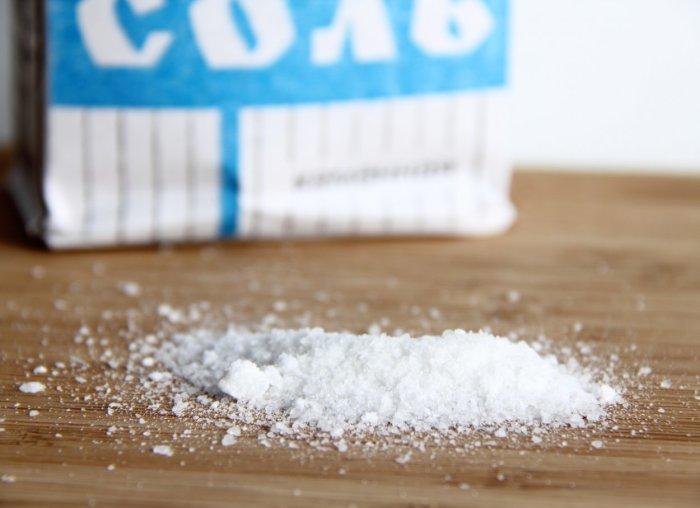 Если хранить ее правильно, соль всегда будет на вкус как соль, независимо от того, сколько ей лет. /Фото: storage1.censor.net