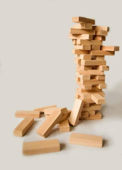 Популярная игра, которую можно сделать своими руками. /Фото: bornpottytrained.com
