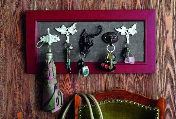 Стильно и практично: ключи всегда на месте. /Фото: i2.wp.com