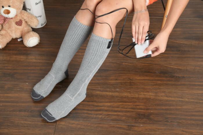 С такими носками ноги точно всегда будут в тепле. /Фото: cdn.robadadonne.it