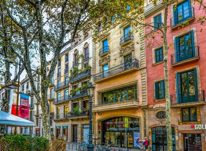 Барселона, Испания. /Фото: aerotur.travel