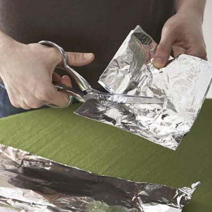 Быстрая и легкая заточка ножниц. /Фото: womenssecrets.me