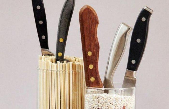 Даже такой привычный предмет, как нож, обладает своими секретами.