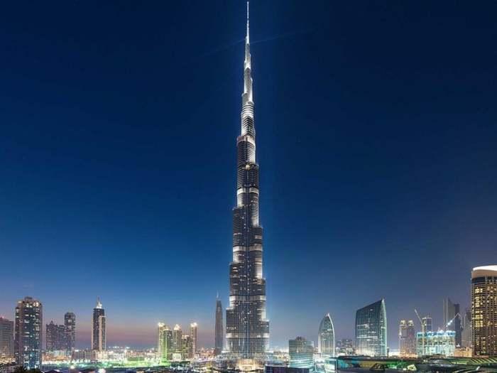 Небоскреб Бурдж Халифа – яркая достопримечательность Дубая. /Фото: albawaba.com
