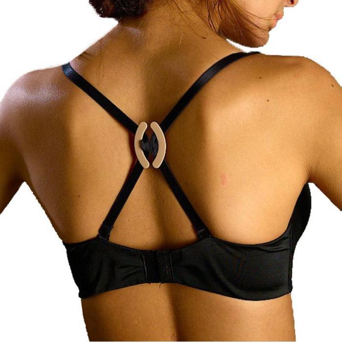 Элегантное и простое решение для открытых нарядов. /Фото: images.shafastatic.net