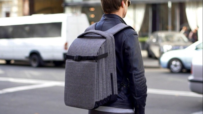 Рюкзак PleatPack – объем без компромиссов. /Фото: miro.medium.com