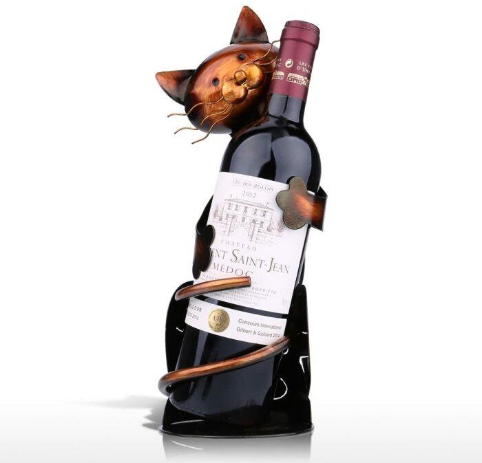 Держатель-кошка вызовет бурю эмоций. /Фото: images-na.ssl-images-amazon.com