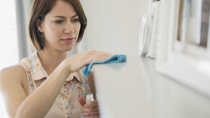 «Профилактическая уборка» поможет дольше поддерживать дом в чистоте и порядке. /Фото: thespruce.com