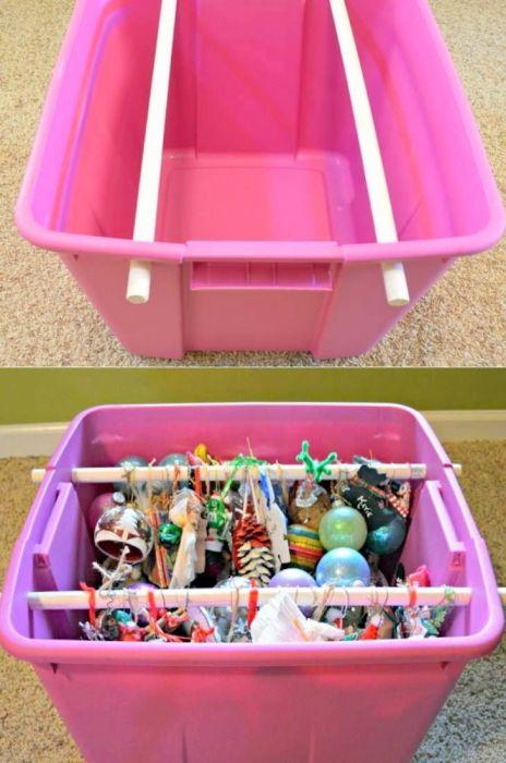 Компактно, удобно и очень просто в исполнении. /Фото: i.pinimg.com