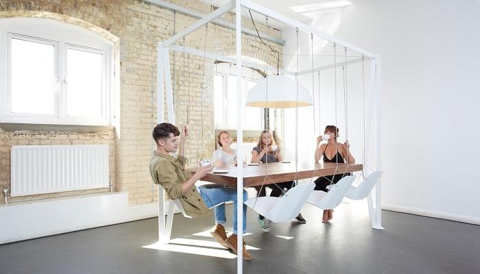Необычная мебель, которая существенно преобразит помещение