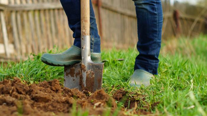 Когда под рукой инструмент для измерения, идеальные грядки делать крайне просто. /Фото: cultivationstreet.com