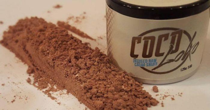 Нюхательный шоколад Coco Loko. /Фото: stopcocaine.com.au