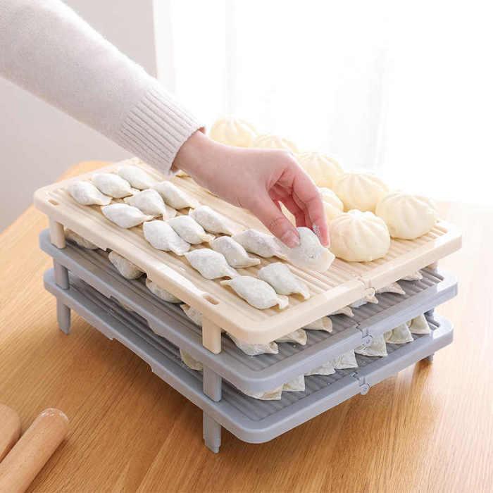 Подставка для пельменей – полезная вещица, которая сделает процесс готовки более удобным. /Фото: ae01.alicdn.com