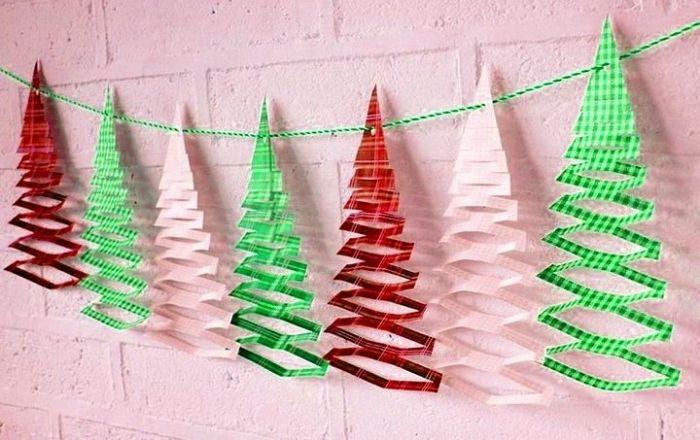 Елочки бывают разные. /Фото: i.pinimg.com