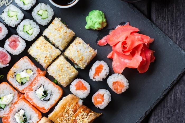 Важно во всем соблюдать баланс вкуса. /Фото: oyakata.com.pl